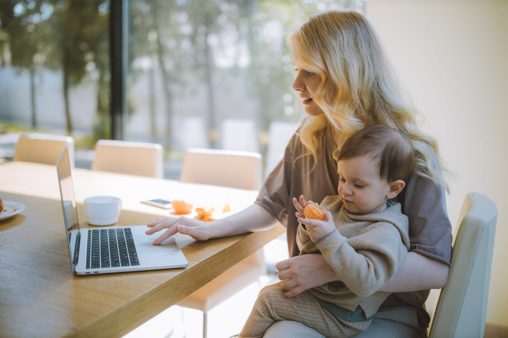 make money online as a SAHM
